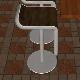 sgabello per il bar